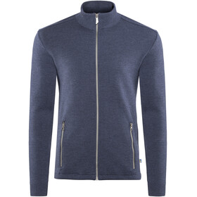 Ivanhoe of Sweden Assar Full Zip Jacket Men steelblue